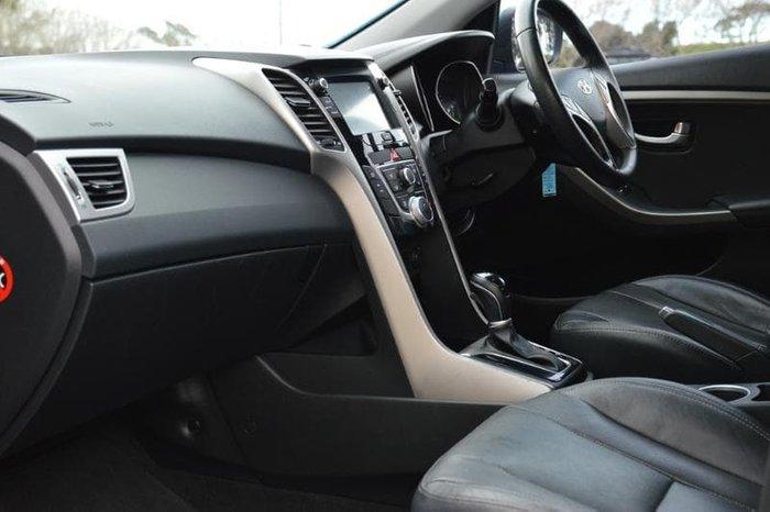 2016 Hyundai i30 Active X GD4 Series II MY17 Blue