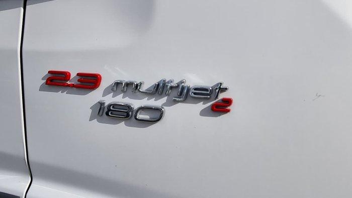 2017 FIAT DUCATO WHITE