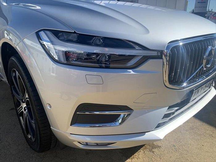 2020 Volvo XC60 D4 Inscription MY21 AWD Silver