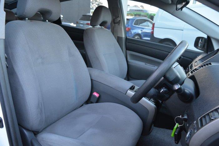 2006 Toyota Prius NHW20R Glacier White