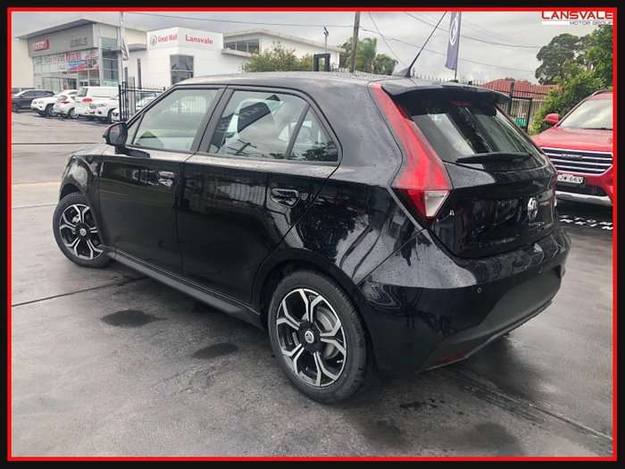 2021 MG MG3 Excite SZP1 MY21 PEBBLE BLACK