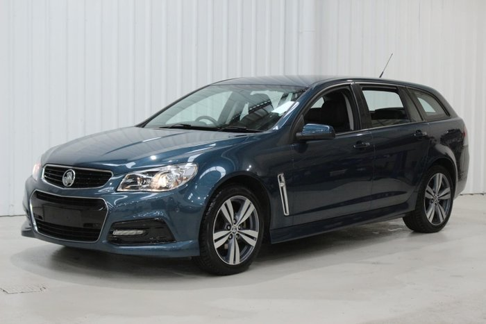2014 Holden Commodore SV6 VF MY15 Perfect Blue