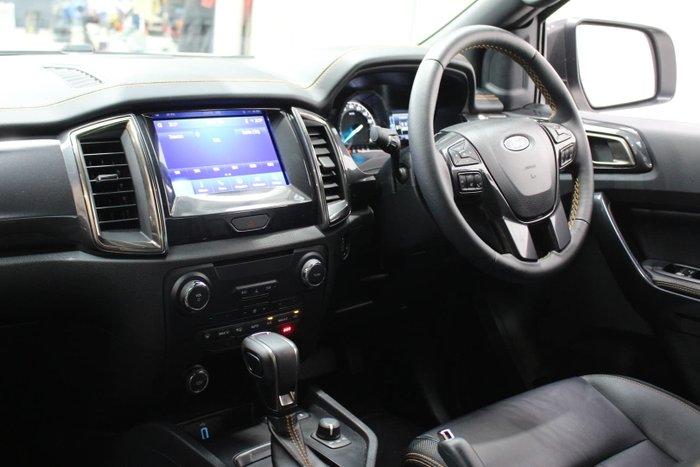 2020 Ford Ranger Wildtrak PX MkIII MY20.75 4X4 Dual Range White