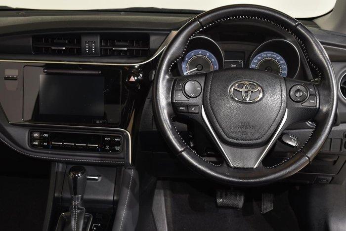 2016 Toyota Corolla ZR ZRE182R White