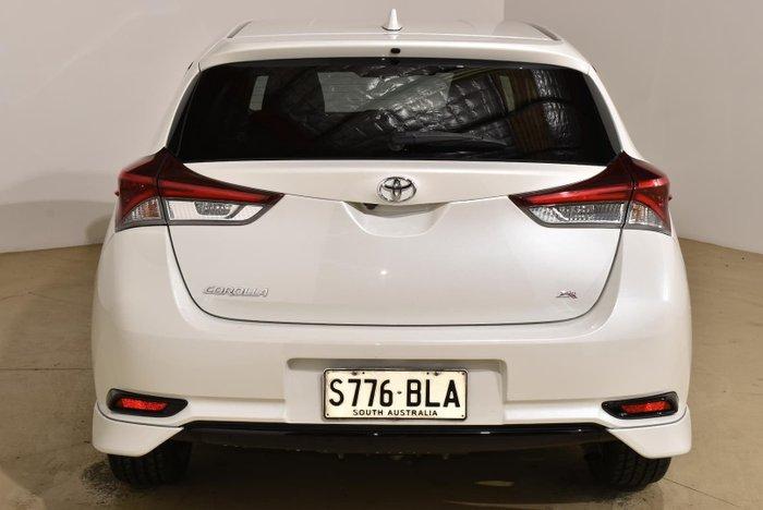 2016 Toyota Corolla ZR ZRE182R Crystal Pearl