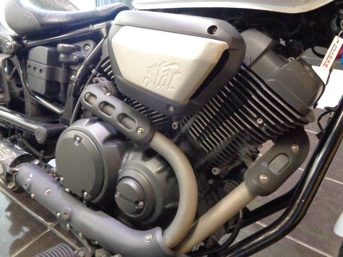 2014 Yamaha BOLT WHITE