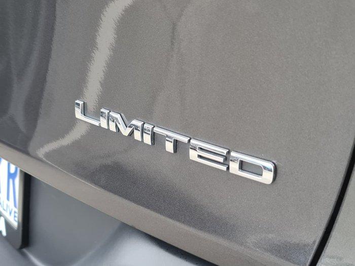 2015 Jeep Cherokee Limited KL MY15 4X4 Dual Range Granite Crystal