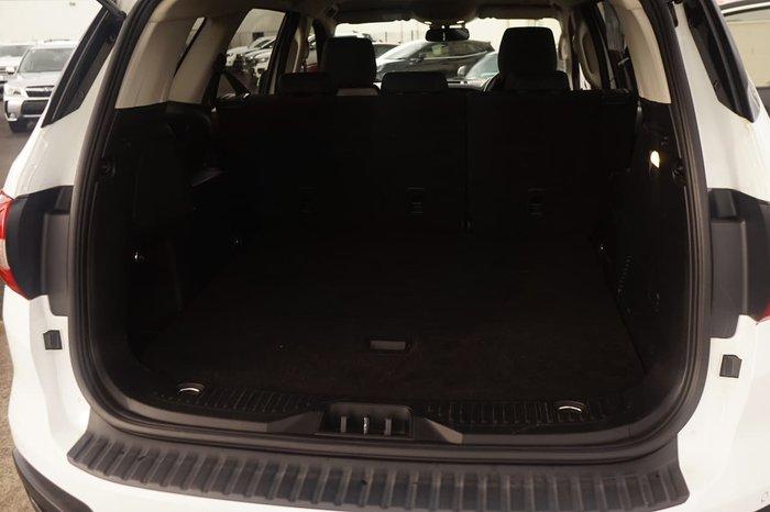 2019 Ford Everest Ambiente UA II MY19 4X4 Dual Range White