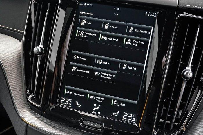 2021 Volvo XC60 T8 Polestar MY21 4X4 On Demand Onyx Black