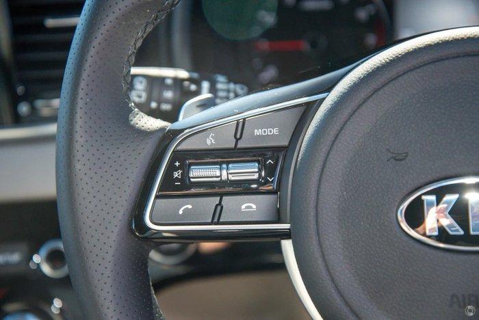 2021 Kia Sportage GT-Line QL MY21 AWD Cherry Black