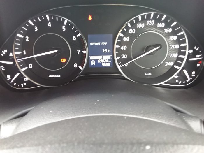 2013 Nissan Patrol Ti Y62 4X4 Dual Range Gold
