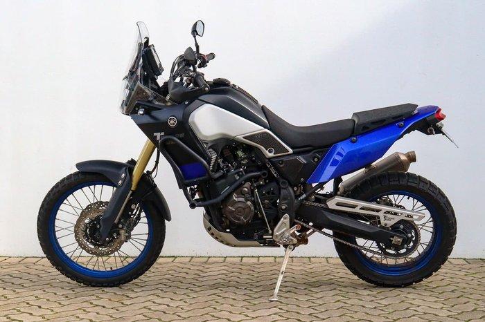 2019 YAMAHA TENERE 700 (XTZ690) Black