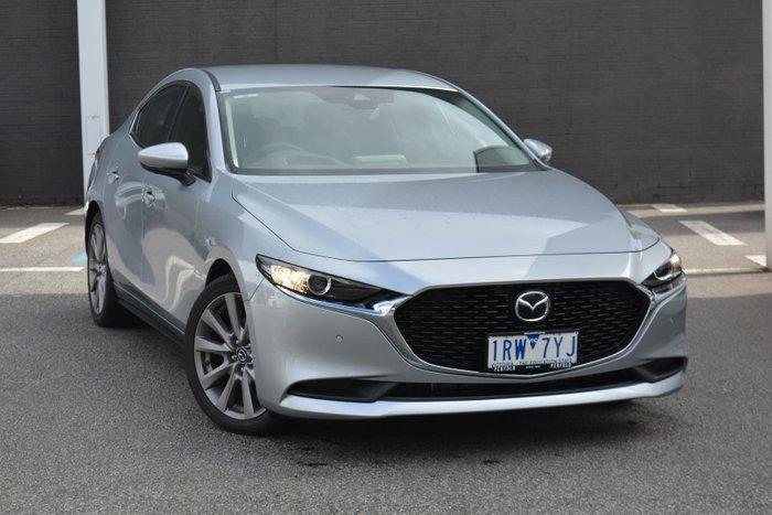 2019 Mazda 3 G20 Evolve BP Series Sonic Silver