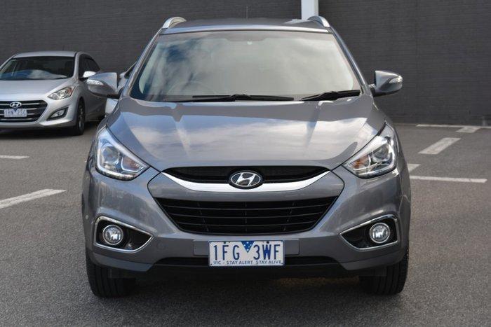 2015 Hyundai ix35 SE Series II MY15 Steel Grey