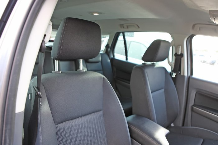 2016 Ford Everest Trend UA 4X4 Dual Range Silver
