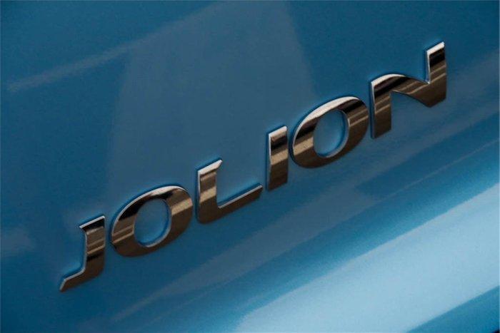 2021 Haval Jolion Ultra A01 AZURE BLUE