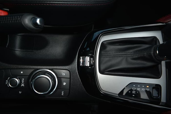 2017 Mazda CX-3 sTouring DK Blue