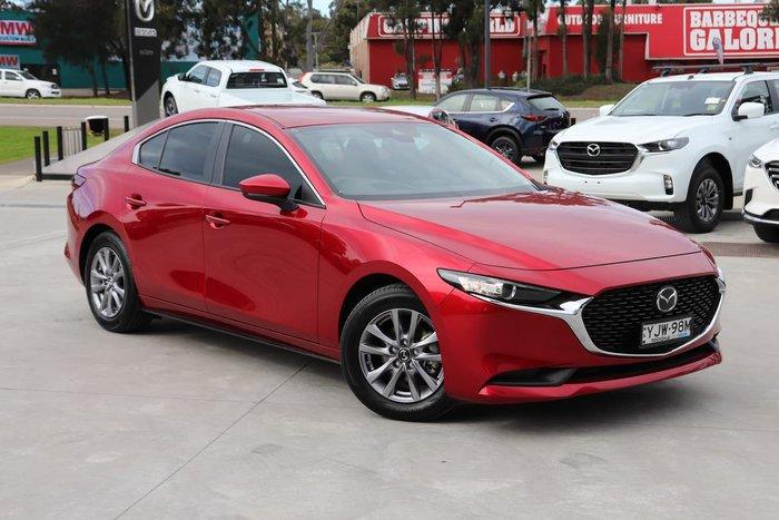 2020 Mazda 3 G20 Pure