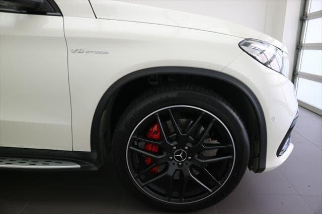 2018 Mercedes-Benz GLE-Class GLE63 AMG S C292 Four Wheel Drive Designo - Diamond White Bright