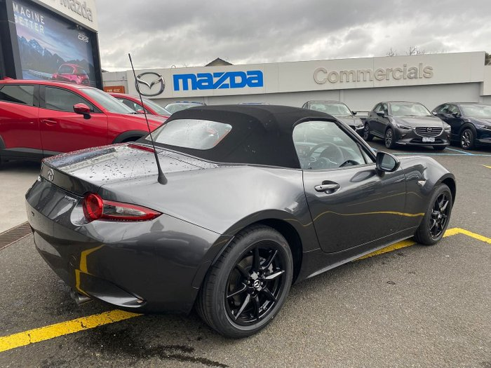 2021 Mazda MX-5 ND Grey