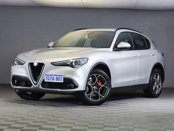 2019 Alfa Romeo Stelvio AWD Grey