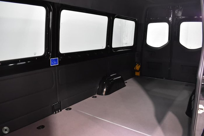 2021 Mercedes-Benz Sprinter 419CDI VS30 Black