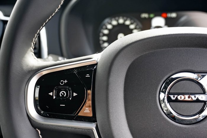 2021 Volvo XC90 Recharge Plug-In Hybrid MY21 AWD Crystal White