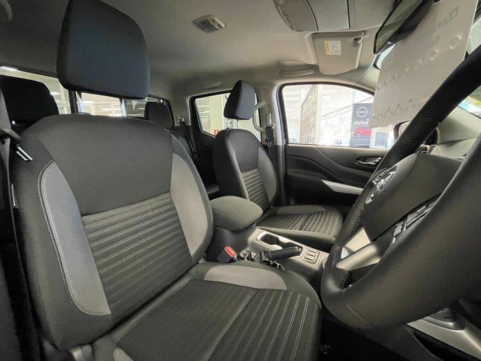2021 Nissan Navara ST D23 4X4 Dual Range Twilight Grey