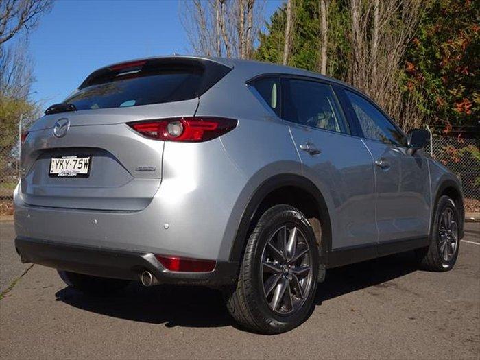 2018 Mazda CX-5 GT KF Series AWD Silver