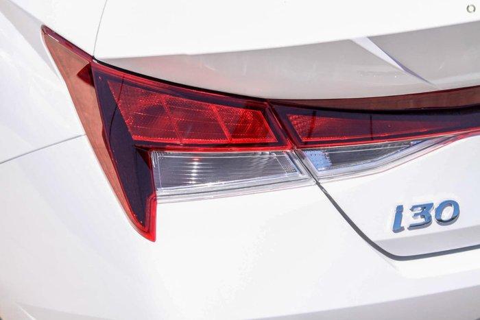 2021 Hyundai i30 Active CN7.V1 MY21 Polar White