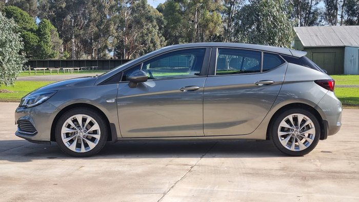 2018 Holden Astra R+ BK MY18.5 Grey