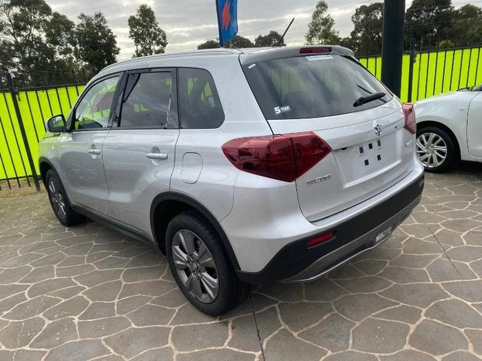 2021 Suzuki Vitara LY Series II Silky Silver
