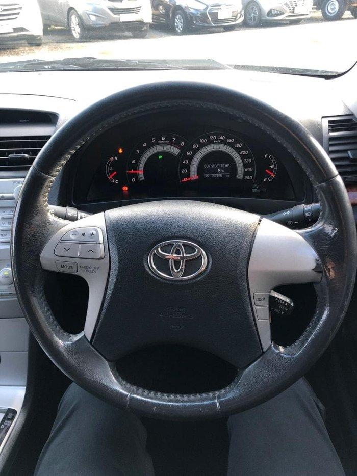 2008 Toyota Aurion Prodigy GSV40R Silver