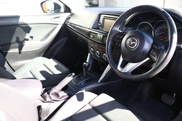 2012 Mazda CX-5 Maxx Sport KE Series AWD Aluminium