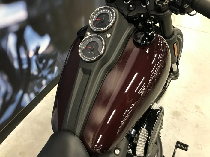 2021 Harley-Davidson FXLRS LOW RIDER S (114) Red