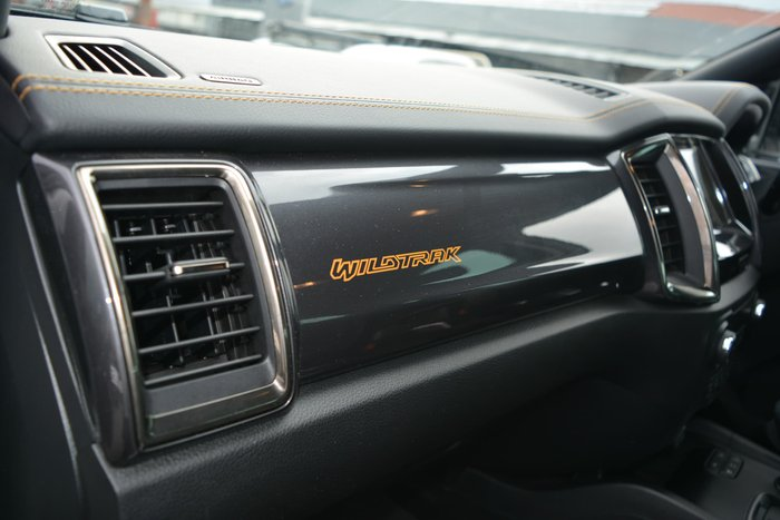 2020 Ford Ranger Wildtrak PX MkIII MY20.75 4X4 Dual Range Aluminium