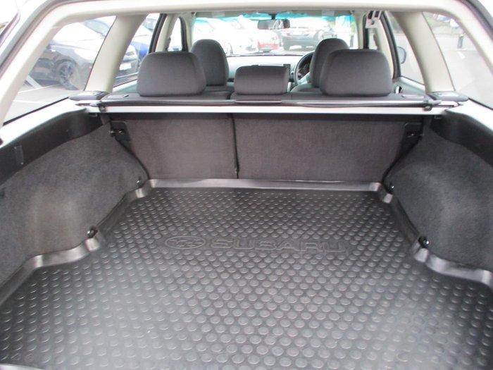 2008 Subaru Outback 3GEN MY08 AWD Steel Silver