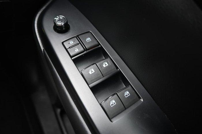 2017 Toyota Kluger GXL GSU55R AWD Silver Storm