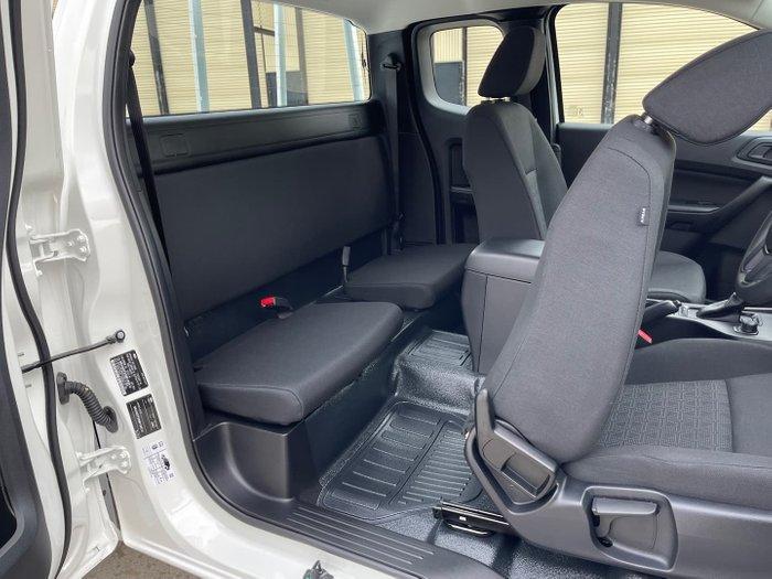 2021 Ford Ranger XL PX MkIII MY21.75 4X4 Dual Range Shadow Black
