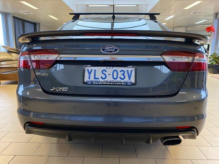 2015 Ford Falcon XR6 FG X Smoke