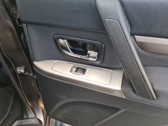 2014 Mitsubishi Pajero GLX-R NW MY14 4X4 Dual Range Brown