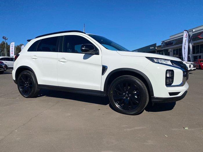 2021 Mitsubishi ASX MR Plus XD MY21 White