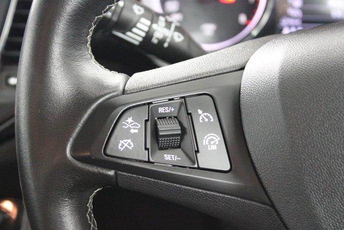 2018 Holden Astra R BK MY18.5 Cosmic Grey