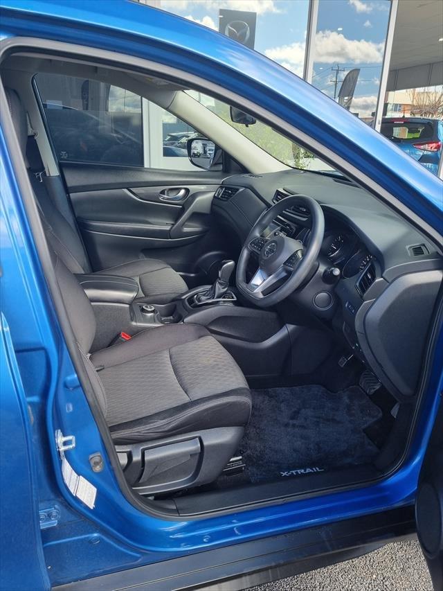 2017 Nissan X-TRAIL TS T32 Series II 4X4 On Demand Blue
