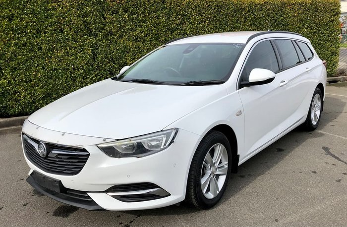 2018 Holden Commodore LT ZB MY18 White