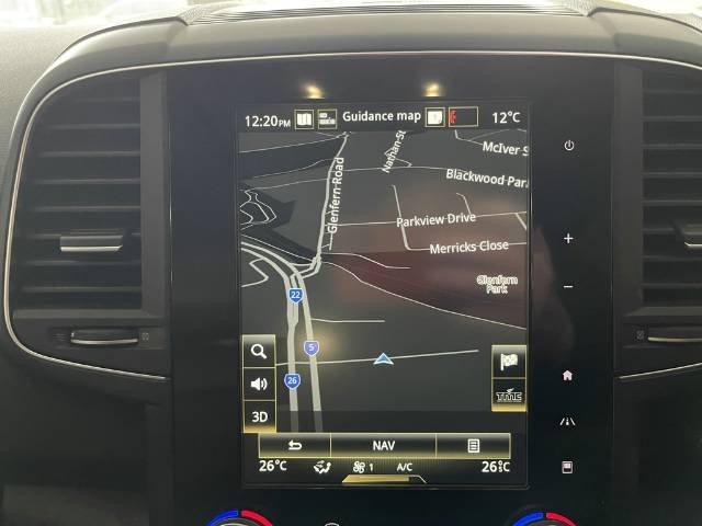 2017 Renault Koleos Intens HZG Four Wheel Drive BLACK