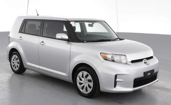 2015 Toyota Rukus Build 1 AZE151R Silver Pearl