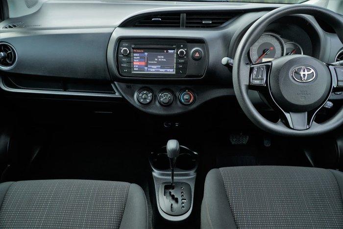2018 Toyota Yaris Ascent NCP130R Cherry