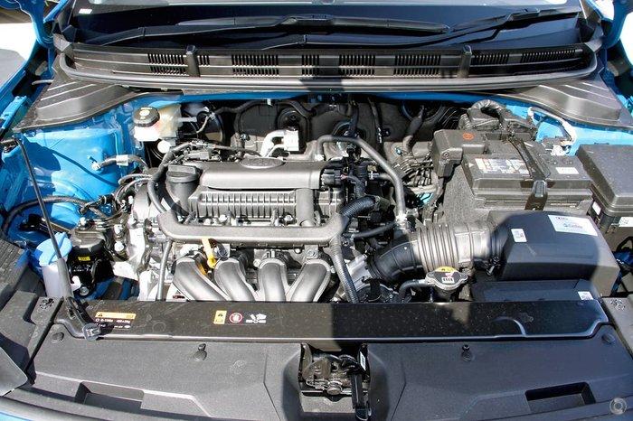 2021 Kia Stonic S YB MY21 Sporty Blue