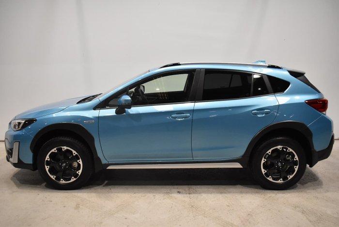 2020 Subaru XV Hybrid L G5X MY21 AWD Lagoon Blue